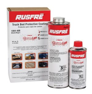 Rusfre Truck Bed Protective Coating Refill Kit in Black image .jpeg