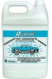 rusfre-1020F Black Undercoating