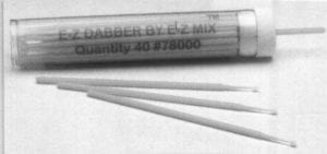 EZ Mix Dabbers