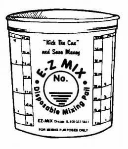 EZ Mix Cup