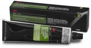 3M Super Black Weatherstrip Adhesive