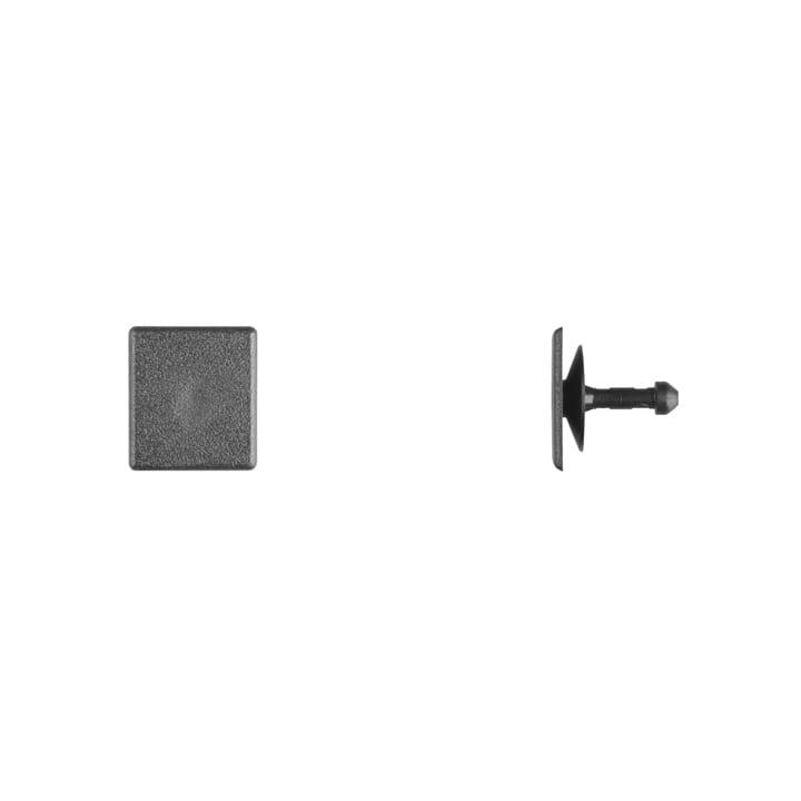 Black Nylon Cowl Grille Retainer mm Pin Diameter mm Stem WF