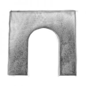 Body Shim  Thick  Slot WF