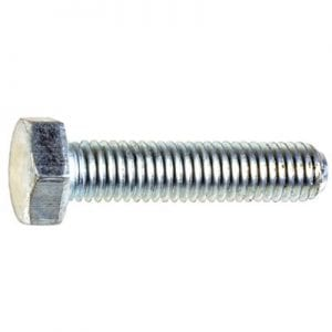Cap Screw C. Zinc Plated M .xHxmm WF