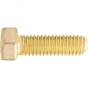 Cap Screw Grade  Zinc Plated    WF