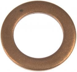 Drain Plug Gasket Copper ID 14mm OD 20mm
