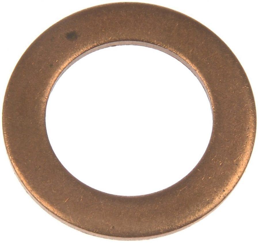 Drain Plug Gasket Copper ID 14mm OD 20mm