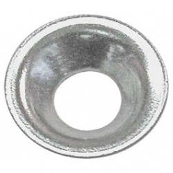 FINISH WASHER FLUSH CHROME PLTD #10 SCREW-WF7693
