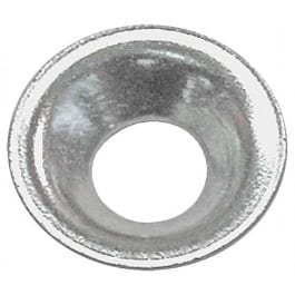FINISH WASHER FLUSH CHROME PLTD #10 SCREW-WF7693