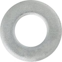 Flat Washer Metric Zinc Plated mm WF