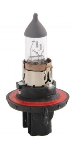 H13 halogen dual beam headlamp bulb