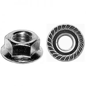 Hex Flange Nut-WF33010