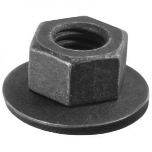 Hex Nut mm Fine Loose mm Washer mmHx WF