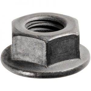 Hex Nut mm  Flange mm mmHx WF
