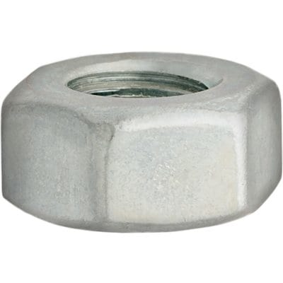 Hex Nut G Zinc Plated  Hx  WF