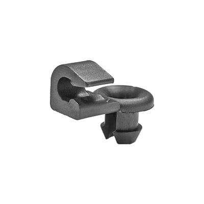 Lock Rod Clip Plastic Right   inch Rod WF
