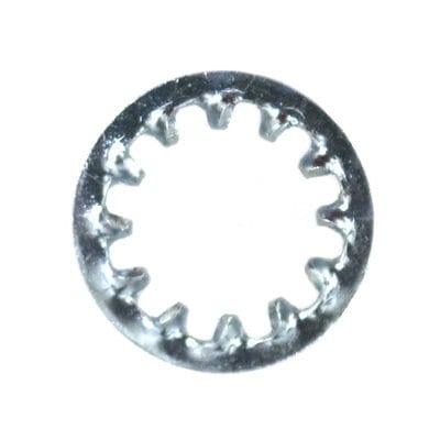 Lock Washer Internal Teeth Zinc Plated  Screw WF