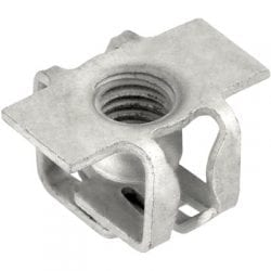 Metal Air Duct and Rear Bumper Bracket Nut-WF34334