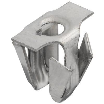 Metal Retainer  Screw Hole  Square WF