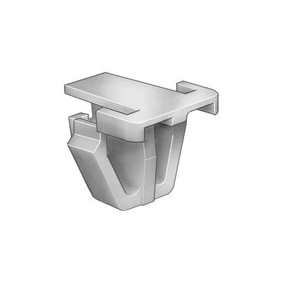 Moulding-Clip-Body-Honda-White-WF25170