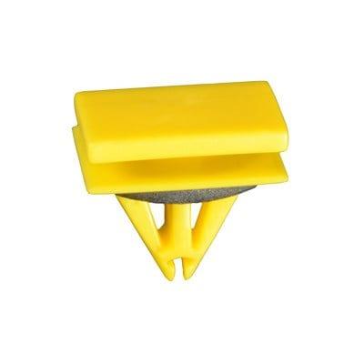 Moulding Clip Rocker GM mm Hole mm Long Head WF
