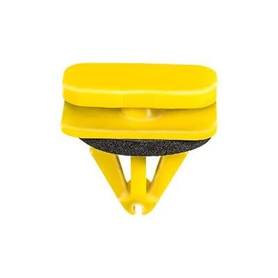 Moulding Clip Rocker w Seal mm Holemm Yellow WF