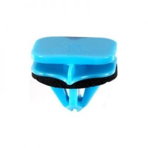 Moulding Clip Windshield Ford Flex Blue Nylon WF