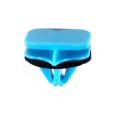 Moulding Clip Windshield Ford Flex Blue Nylon WF