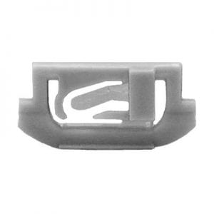 Moulding Clip Windshield Plastic GM Unv