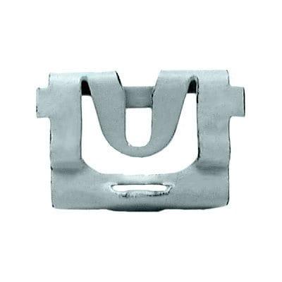 Moulding Clip Windshield Upper Reveal Metal GM amp Unv