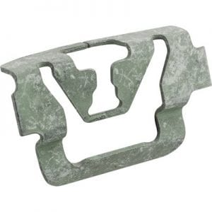 Moulding Clip Windshield and Rear Glass  Tall Metal GM WF