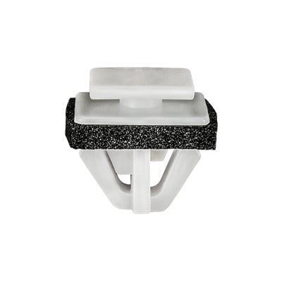 Moulding Clip w Sealer mm Stem WF
