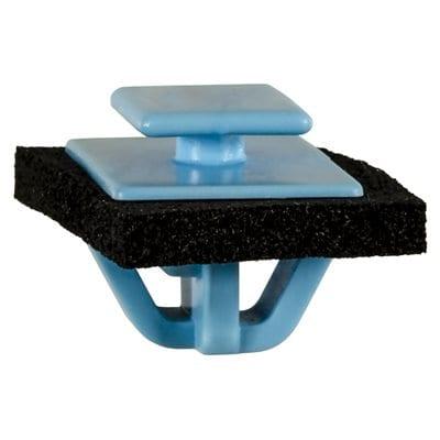 Moulding Clip w Sealer mm Stem Diameter WF