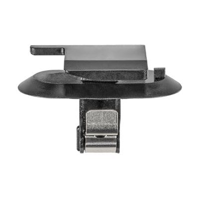 Moulding Clip wMetal BLACK mm Stem WF