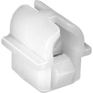 NYLON NUT SIDE LAMP RETAINER HONDA-WF3472