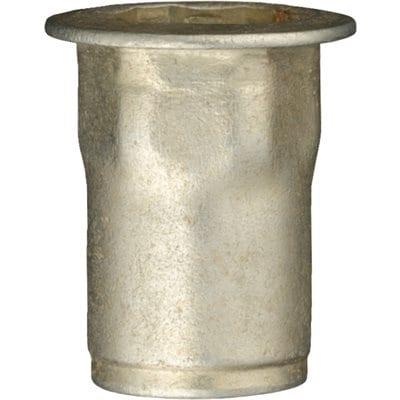 Nutsert Zinc Plated Stem   HexHole WF