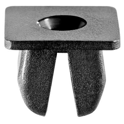 Nylon Nut   Screw Hole mm Square WF