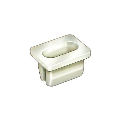 Nylon Nut  Screw Holemm Rectangular WF