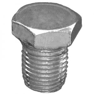 Oil Drain Plug Single Oversize