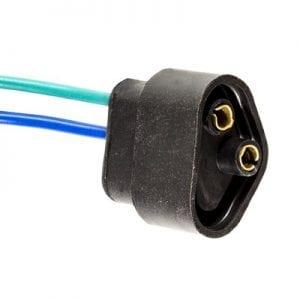PIGTAIL SOCKET ELECTRIC VOLTAGE REGULATOR CHRYSLER-ES32511