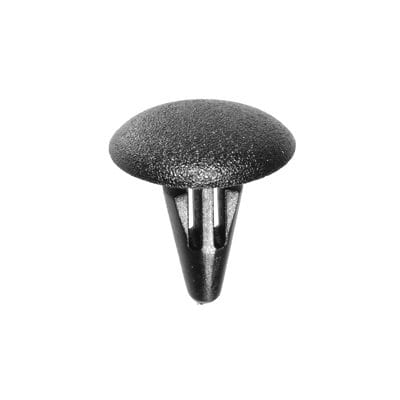 Panel Fastener mm Hole mm Long mm Dome Head Torx Black WF