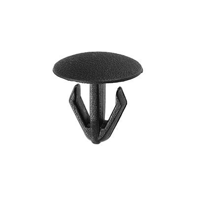 Panel Fastener mm Hole mm Long mm Dome Head Flat Black WF