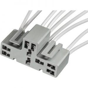 Pigtail Socket  Lead  amp  WAY MULTI ES