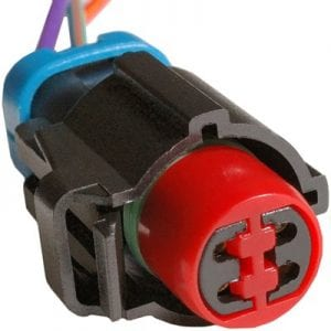 Pigtail Socket AC Cycle Switch FORD ES