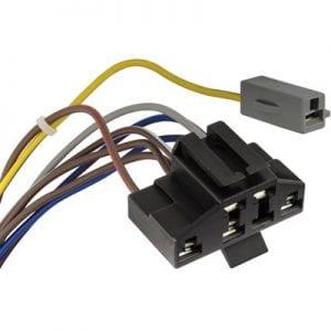 Pigtail Socket EEC V Test Plug Ford ES