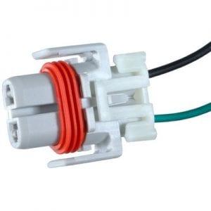 Pigtail Socket For H-8 & H11 Headlight Light Bulbs