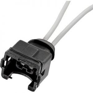 Pigtail Socket Fuel Injection Snap Clip ES