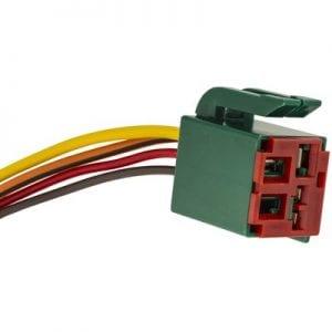 Pigtail Socket Fuel Pump Relay Ford ES