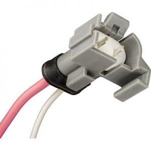 Pigtail Socket Ignition Coil Gray Plug GM ES