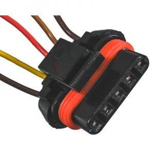 Pigtail Socket Repair Harness Glow Plug Pass Through Ford Super Duty ES